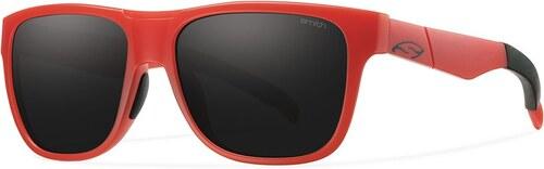 Smith Erwachsene Sonnenbrille Sportbrille Lowdown, Red, L, 2437006XW563G