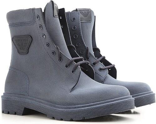 6eeae8a2573 Pánské boty Armani Jeans 935134.7A415 (45) - Glami.cz