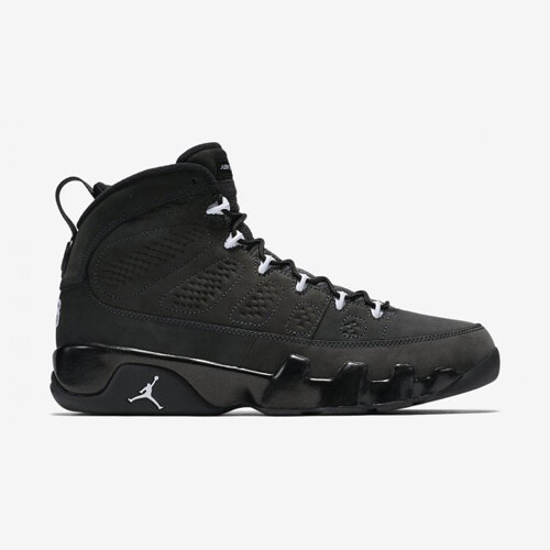 Air Jordan Retro 9 Anthracite Black White Shoe - Glami.sk c197fe50c9f