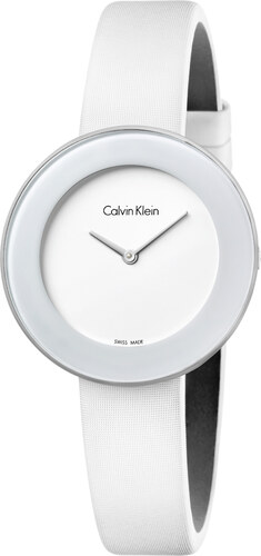 Női Calvin Klein Chic Karóra Fehér - Glami.hu 50ea07640a