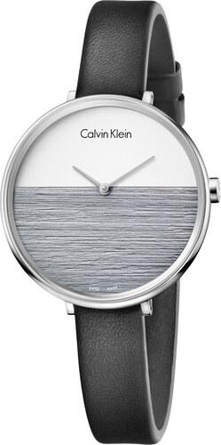 Női Calvin Klein Rise Karóra Fekete Ezüst - Glami.hu 20e4b4de1c