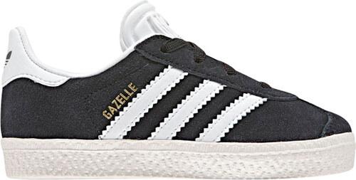adidas Originals adidas Gazelle Kids I černé BB2513 - Glami.cz 36afd70a6c