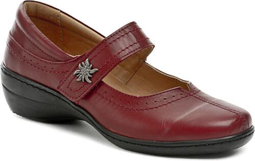 DEX 961-21 bordó női nyári cipő - Glami.hu 5e75b33c16