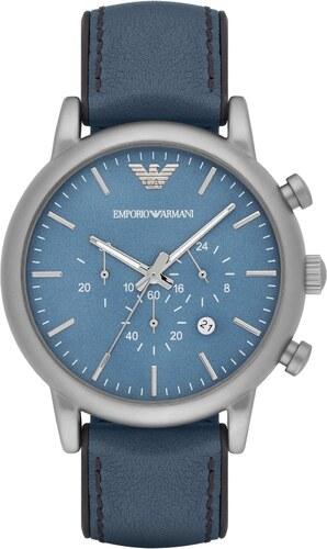 39820ba8ff Náramkové hodinky EMPORIO ARMANI Luigi AR1969 - Glami.cz