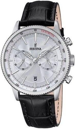 3ce361df6 Náramkové hodinky FESTINA Klasik 16893/1 - Glami.cz
