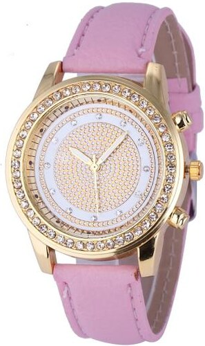 Geneva hodinky Crystal - Glami.cz 82d37cad2d