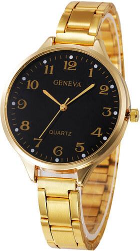 Geneva hodinky Slim Band - Glami.cz 586ef2a4525