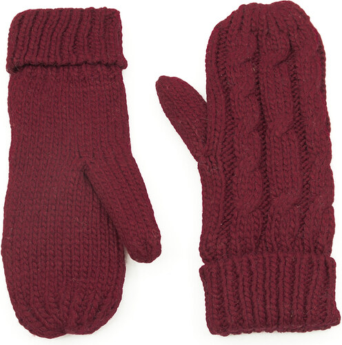 Fashion Icon Dámské zimní rukavice pletené teplé - Glami.cz 9803c176a6