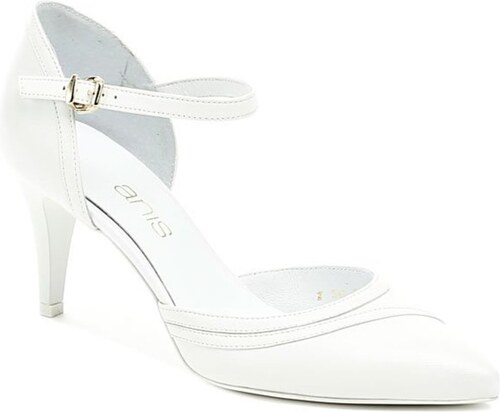 Anis AN4431 fehér női esküvő cipő - Glami.hu fe074a0930
