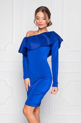 Sugarbird HOME DRESS kráľovská modrá - Glami.sk 41a405a9589