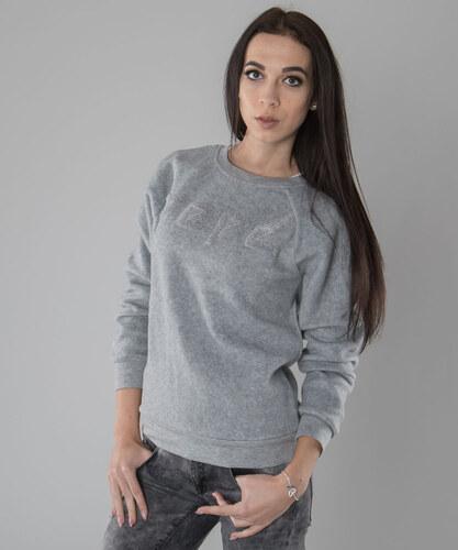 Dámská mikina Pepe jeans Nana grey c3705dba9e9