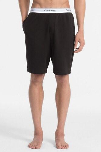 f641d6ad220c0 Calvin Klein pantaloni scurți negri de trening pentru barbati Short ...