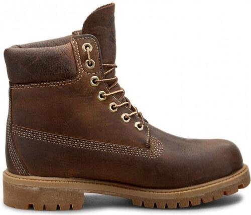 Timberland Icon 6-Inch Premium Boot hnědé 27097-BRN - Glami.cz 257717c7e53