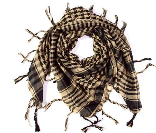 -44% Y-wu Čtvercový šátek s třásněmi ARAFAT 100cm 100cm 3F1-121398 ec89e17432