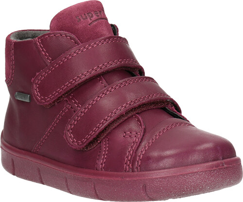 Superfit Kotníčková kožená dětská obuv - Glami.cz c52827f175