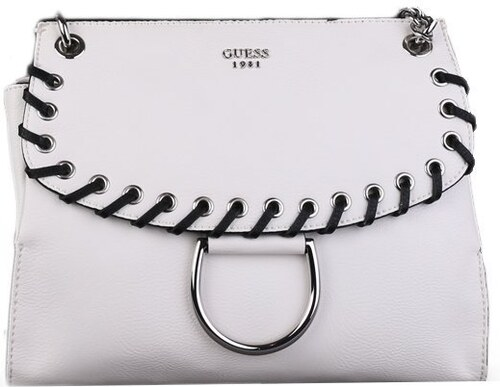 Guess luxusné značkové kabelky crossbody WB6068121 biele - Glami.sk 66dcc90b5a2