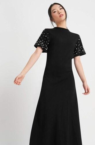 0eab458c57 Orsay Maxi-pulóver-ruha gyöngyökkel - Glami.hu