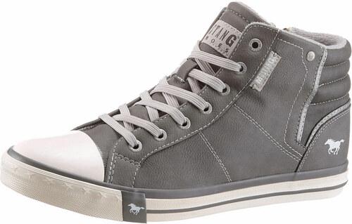 Mustang Shoes Šněrovací topánky - Glami.cz 1e8cc65928