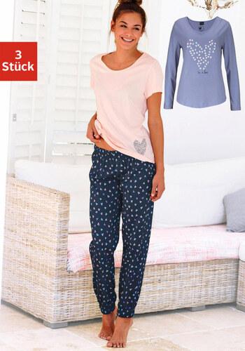 Pizsama szett (3 részes) 0ff2cb26f4
