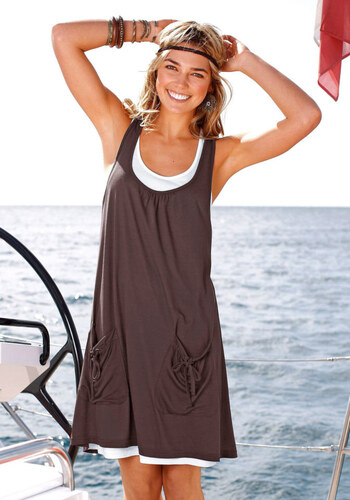 50cb74d34c7b Beachtime Plážové šaty 2v1 - Glami.sk