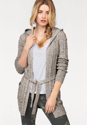 aed7f1357c16 AJC Dlhý pletený sveter