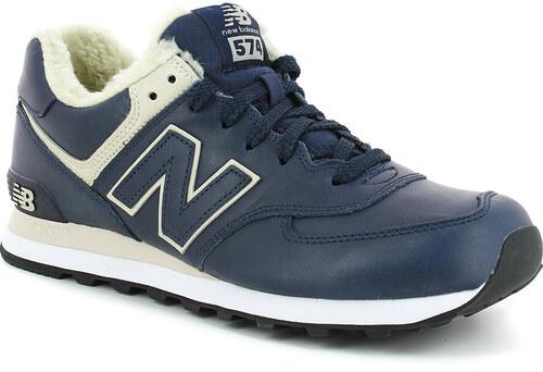 Pantofi bărbaţi lifestyle New Balance ML574NV - Glami.ro 6737b81034