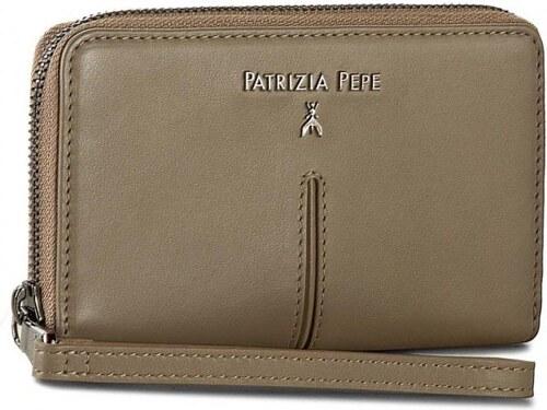 6a191a92eb Veľká Peňaženka Dámska PATRIZIA PEPE - 2V4643 A483R-S439 Uniform Gray