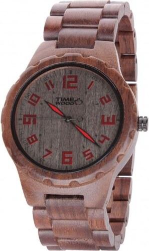 Dřevěné hodinky Timewood WOOZ - Glami.cz eea935cf62