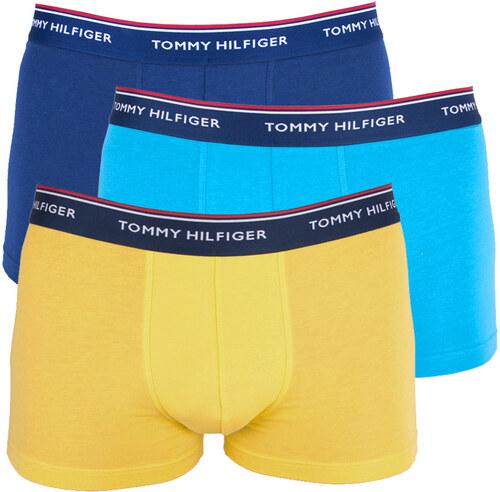 3PACK pánské boxerky Tommy Hilfiger trunk barevné - Glami.cz b36788256e