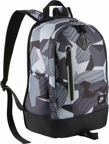 dc6fcc50e59 Dětský batoh Nike YA CHEYENNE PRINT BP COOL GREY BLACK MATTE SILVER ...
