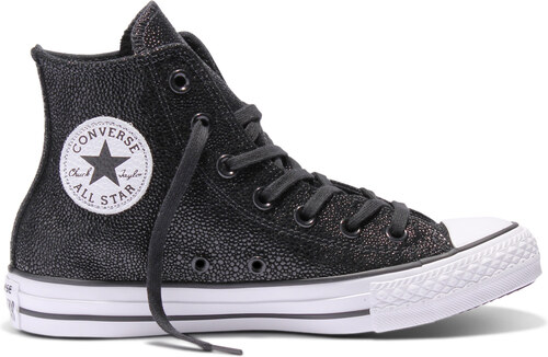 8fe38dd5fcb Converse černé třpytivé dámské tenisky Chuck Taylor All Star Black White