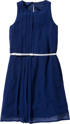 Bonprix Šifónové šaty s opaskom - Glami.sk 5d96062d6e4