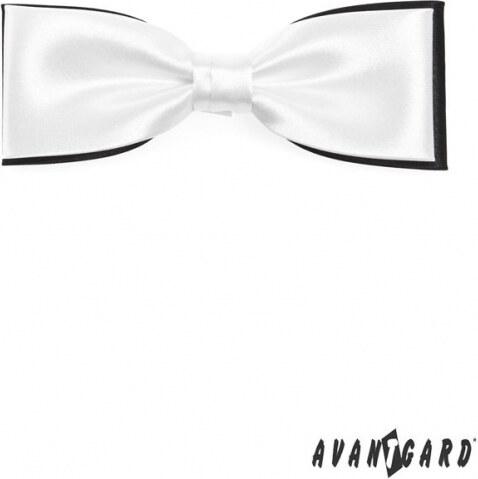 74e3c2bbaf Avantgard Dupla fekete-fehér Gala csokornyakkendő ,fehér díszzsebkendő