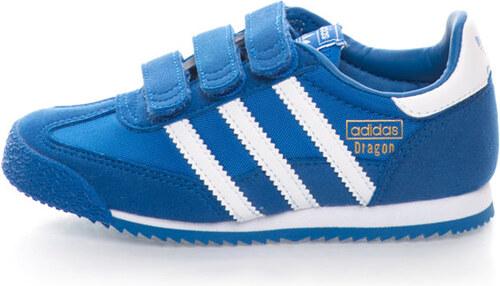 Adidas ORIGINALS Gyermek Dragon Kék Fehér Cipő - Glami.hu b19295e622