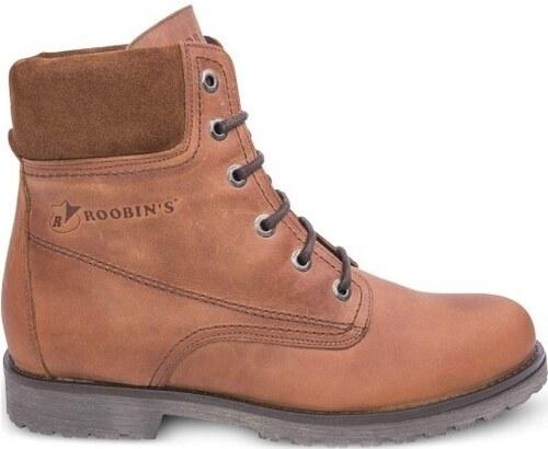 78bd11209 Roobins Pánska členková zimná obuv - Glami.sk