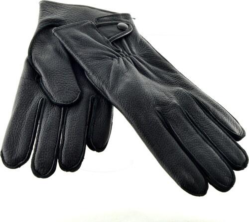 Bohemia gloves Pánské kožené rukavice z kůže amerického jelena ... 6d7bd3562f