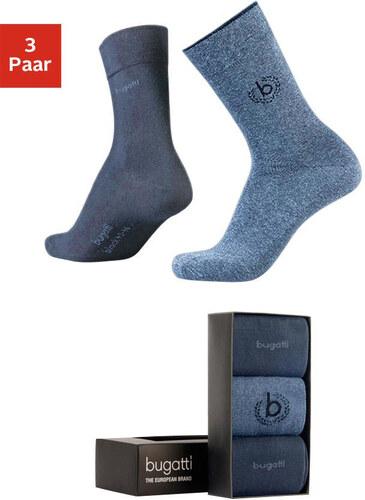 Bugatti Pánske ponožky - Glami.sk 2040d3b04a
