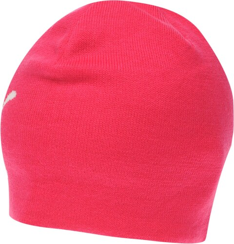 Puma Big Cat Beanie Mens Pink - Glami.cz 57256d2d39
