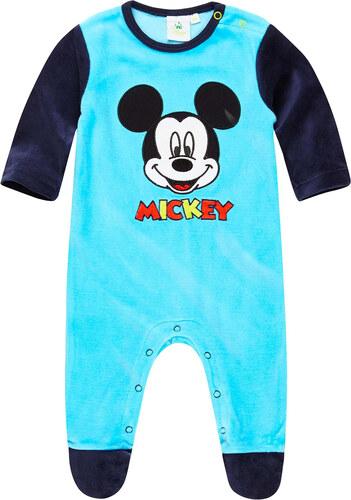 d2f080f96e Mickey egér és barátai Mickey kék plüss rugdalózó - Glami.hu