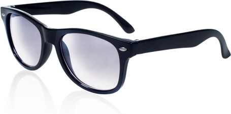 Sunmania detské slnečné okuliare Wayfarer 194 čierne - Glami.sk a29c01c001c