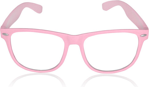 Sunmania číre okuliare Wayfarer 260 ružové - Glami.sk 018036efbf3