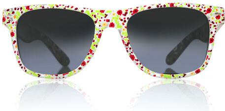 0bfb14610 Sunmania Wayfarer okuliare 084 kvetované - Glami.sk
