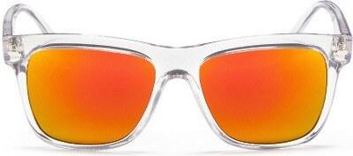 05ce8ac7f Sunmania Wayfarer zrkadlové okuliare 092 oranžové - Glami.sk