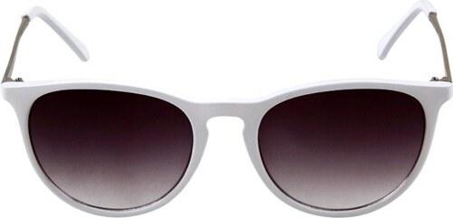 Sunmania slnečné okuliare Clubmaster 123 biele - Glami.sk ad152c7b91c