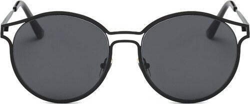 Sunmania dámske slnečné okuliare 383 čierne - Glami.sk 9567e75d929