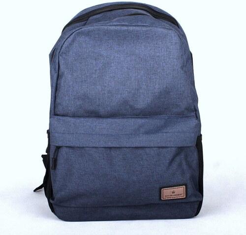 3ddffb345f -15% David Jones Paris Dámský batoh David Jones PC-023 modrý s obsahem cca.  22l