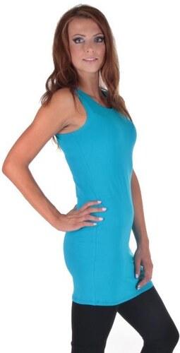 9d015263e61 Afrodit Tmavě modré letní šaty Pandora 38 - Glami.cz