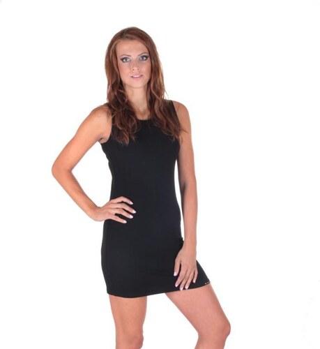 Afrodit Letní šaty Pandora černé 40 - Glami.cz 31d4ee81e3c
