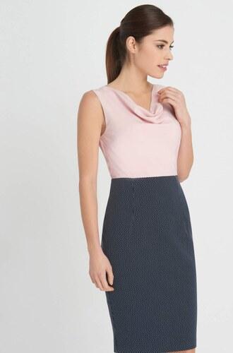 dba6ee3218de Orsay Puzdrové šaty s padavým výstrihom - Glami.sk