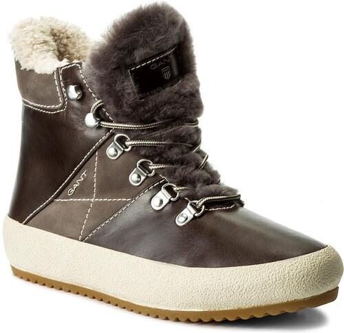 Magasított cipő GANT - Amy 15541999 Dark Brown G46 - Glami.hu 360b21089c